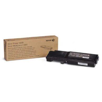 Xerox 106R02252 BK toner 3K pro WC6605 / Phaser 6600 - originální(011-04920)