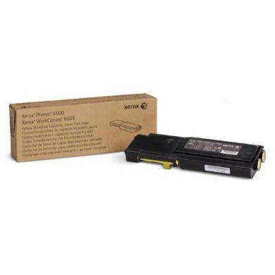 Xerox 106R02251 YE toner 2K pro WC6605 / Phaser 6600 - originální(011-04923)