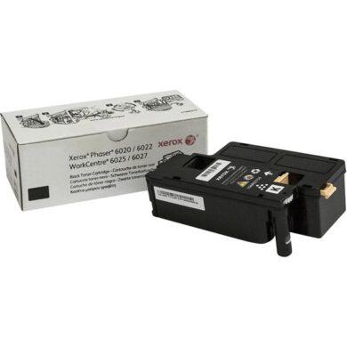 Xerox 106R02763 BK toner 2K pro WC6025/6027 Phaser 6020/6022 - originální(011-04940)
