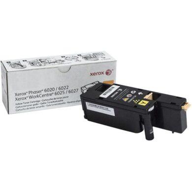 Xerox 106R02762 YE toner 1K pro WC6025/6027 Phaser 6020/6022 - originální(011-04943)