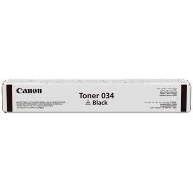 CANON 034BK toner 12K pro IR C1225 black(011-04990)