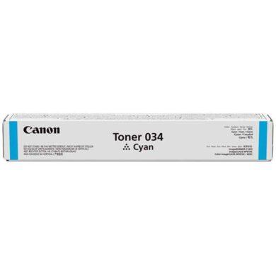 Canon 034 C toner - originální - Cyan na 7300 stran(011-04991)