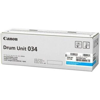 Canon 034 C Drum - originální - Fotojednotka CY na 34000 stran(011-04996)