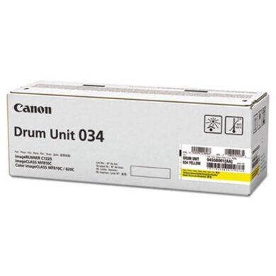 Canon 034 Y Drum - originální - Fotojednotka YE na 34000 stran(011-04998)