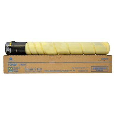 Minolta TN-321Y (A33K230) - originální - Yellow na 25000 stran(011-05053)