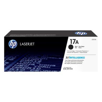 HP CF217A (17A) - originální - Černá na 1600 stran(011-05090)