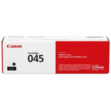 Canon 045 Bk toner - originální - Černá na 1400 stran(011-05600)