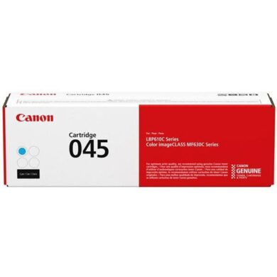 Canon 045 C toner - originální - Cyan na 1300 stran(011-05601)