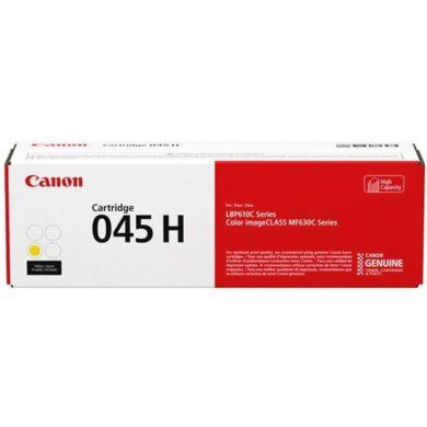 Canon 045 Y toner - originální - Yellow na 1300 stran(011-05603)