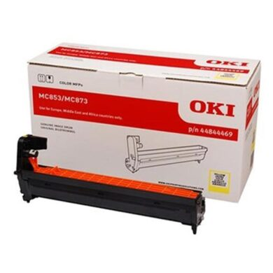 OKI MC853-YD drum 30k pro MC853/MC873 yellow(011-05628)