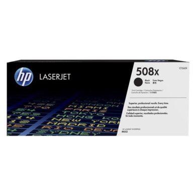 HP CF360X BK (508X) toner 12k5 pro M552/M553 black(011-05635)