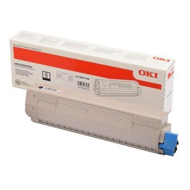 OKI C823B toner 7k pro C823/C833/C843 black(011-05650)