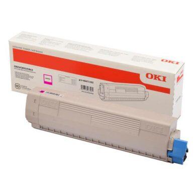 OKI C823M toner 7k pro C823/C833/C843 magenta(011-05652)