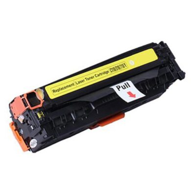 HP CF532A YE (205A) alternativa 0k9 pro M180/M181 yellow  (011-05707)