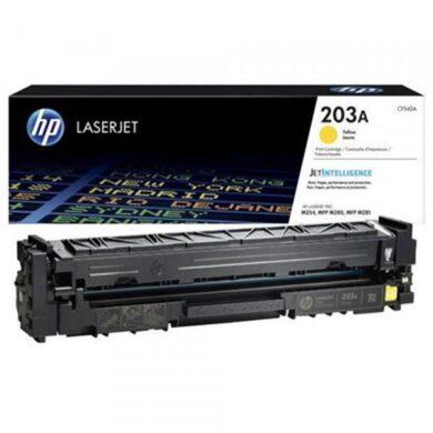 HP CF542A YE (203A) toner 1k3 pro M254/M280/M281 yellow(011-05772)