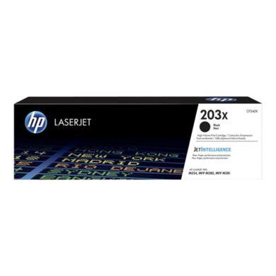 HP CF540X BK (203X) toner 3k2 pro M254/M280/M281 black(011-05775)
