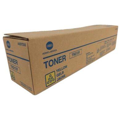 MINOLTA TN-213Y toner 19k pro C203/C253 yellow(011-05783)
