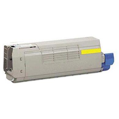 OKI C831Y toner 10k pro C831/C841 yellow(011-05793)