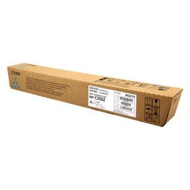 Ricoh MPC3502C toner 18k pro MPC3002/MPC3502 cyan PN841742(011-05811)