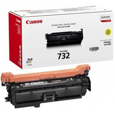 CANON CRG 732Y toner 6k4 pro LBP7780 yellow(011-05823)