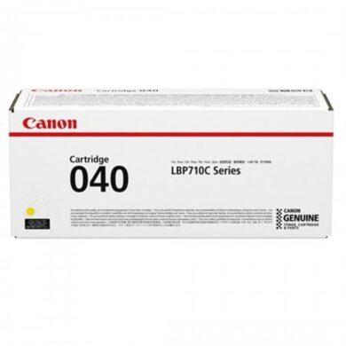 CANON CRG 040Y toner 5k4 pro LBP710/LBP712 yellow(011-05833)