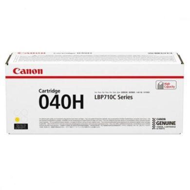 CANON CRG 040HY toner 10k pro LBP710/LBP712 yellow(011-05838)