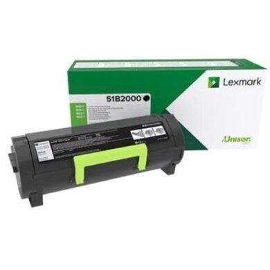 LEXMARK 51B2000 toner 2k5 pro MS317/MX317(011-05840)