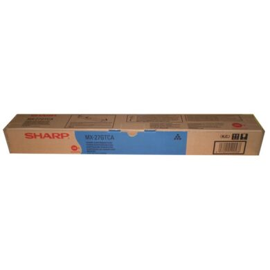 SHARP MX-27GTCA CY toner 15k pro MX2300/MX2700 cyan(011-05851)