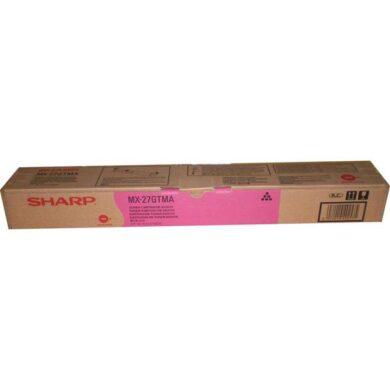 SHARP MX-27GTMA MA toner 15k pro MX2300/MX2700 magenta(011-05852)