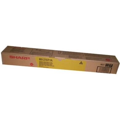 SHARP MX-27GTYA YE toner 15k pro MX2300/MX2700 yellow(011-05853)