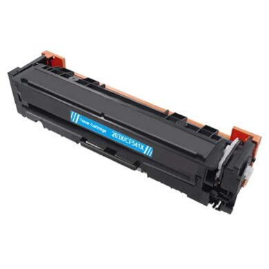 HP CF541X (203XL) - kompatibilní - Cyan na 2500 stran (Canon CRG054H)(011-05911)
