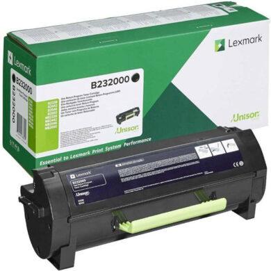 Lexmark B232000 toner 3k pro B2338/B2442/B2546/B2650(011-05990)