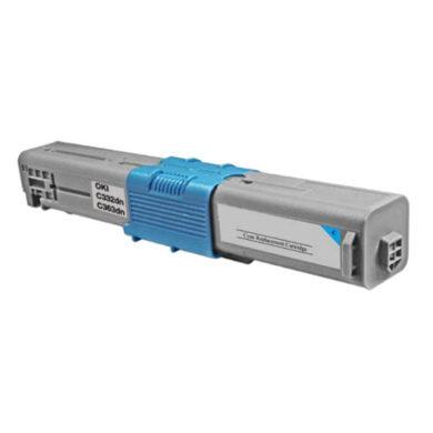 OKI C332HC alternativa 3k pro C332/MC363 cyan(011-06021)