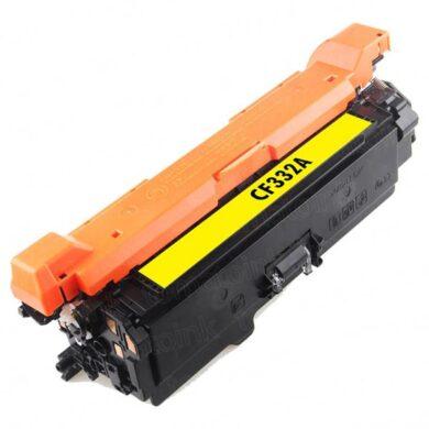 HP CF332A YE (654A) alternativa 15k pro M651 yellow(011-06047)