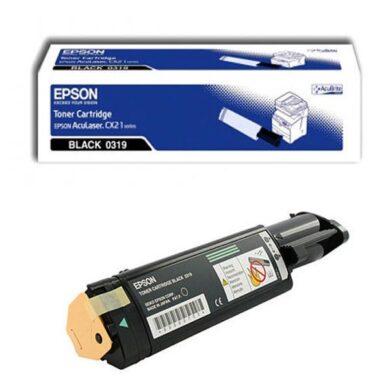 Epson S050319 BK toner 4k5 pro CX21 black(011-06120)