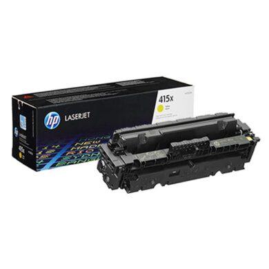 HP W2032X YE (415X) toner 6k pro M454/M479 yellow(011-06157)