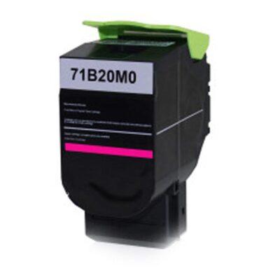 Lexmark 71B20M0 - kompatibilní - Magenta na 2300 stran(011-06167)