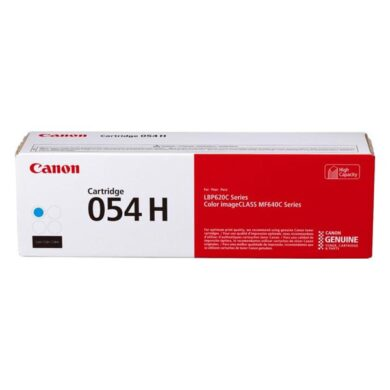 CANON CRG 054H CY toner 2k3 pro LBP621/LBP623/MF641/MF643 cyan(011-06176)
