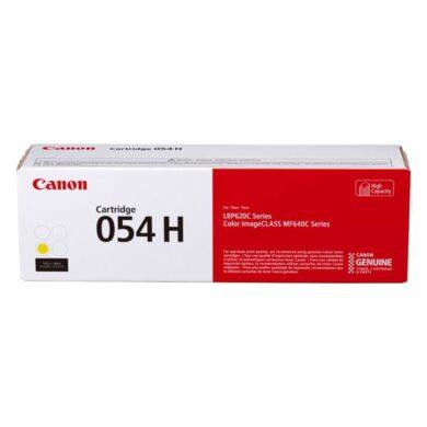 CANON CRG 054H YE toner 2k3 pro LBP621/LBP623/MF641/MF643 yellow(011-06178)