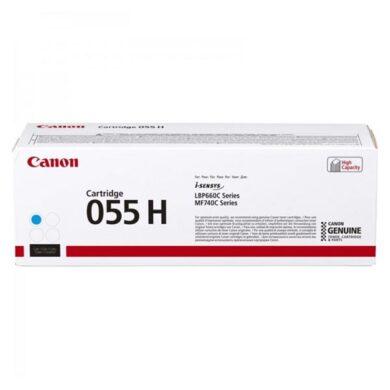 CANON CRG 055H CY toner 5k9 pro LBP663/LBP664/MF742/MF744 cyan(011-06211)