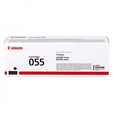 CANON CRG 055 BK toner 2k3 pro LBP663/LBP664/MF742/MF744 black(011-06215)