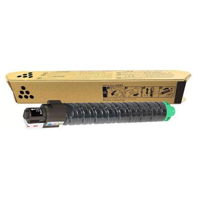 RICOH MPC306B toner 17k pro MPC300/MPC306/MPC406 back(011-06220)
