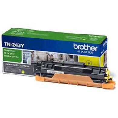 Brother TN-243YE toner 1k pro L3210/L3510/L3730 yellow(011-06263)