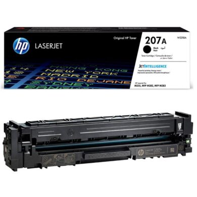 HP W2210A BK (207A) toner 1k35 pro M282/M283 black(011-06810)
