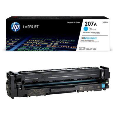 HP W2211A CY (207A) toner 1k25 pro M282/M283 cyan(011-06811)