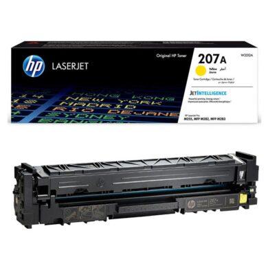 HP W2212A YE (207A) toner 1k25 pro M282/M283 yellow(011-06812)