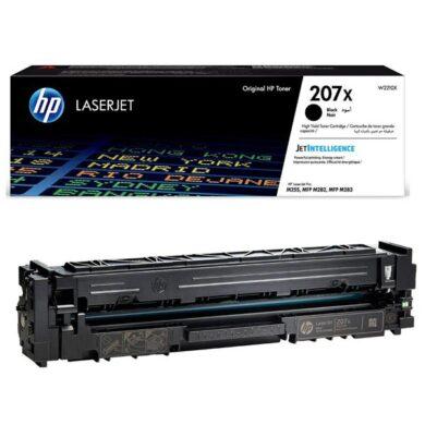 HP W2210X BK (207X) toner 3k15 pro M282/M283 black(011-06815)