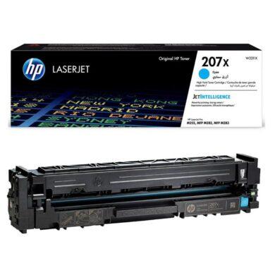 HP W2211X CY (207X) toner 2k45 pro M282/M283 cyan(011-06816)