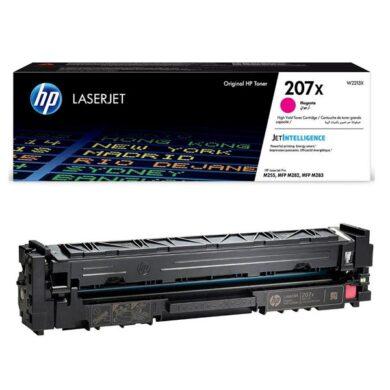 HP W2213X MA (207X) toner 2k45 pro M282/M283 magenta(011-06818)