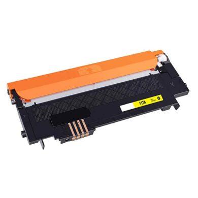 HP W2072A YE (117A) Alternativa 0k7 pro CL150/MFP178/MFP179 yellow(011-06826)